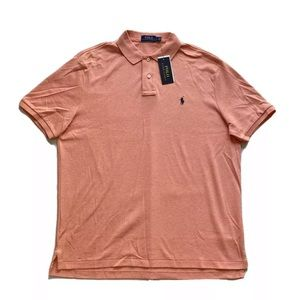 Polo Ralph Lauren Soft Touch Golf Polo Shirt
